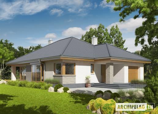 House plan - Glen V G1