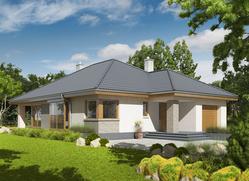 Projekt rodinného domu: Glen II G1