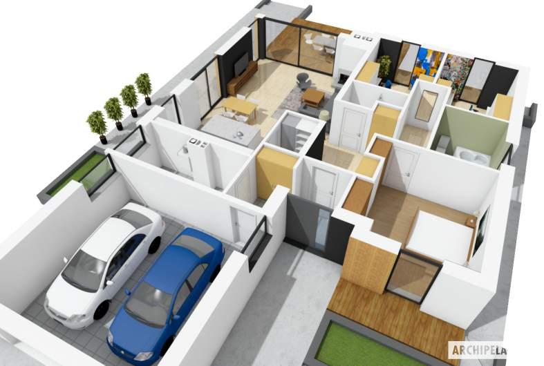 Projekt domu Simon IV G2 -