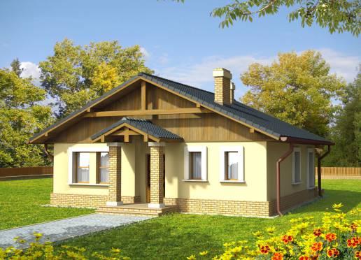 Mājas projekts - Bogna I