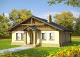 Projekt domu: Bohdana (v. I)