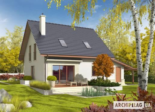 Проект будинку - Себастьян ІІ (Г1) *