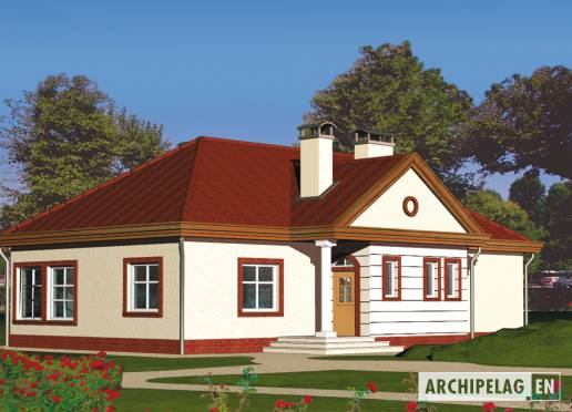 House plan - Miroslav