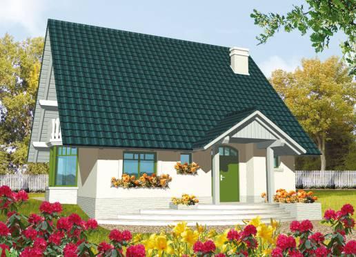 Mājas projekts - Hania I