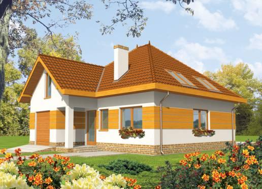 Mājas projekts - Agnes