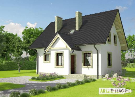 House plan - Eveline