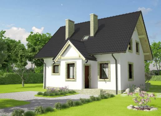 Mājas projekts - Ewelinka