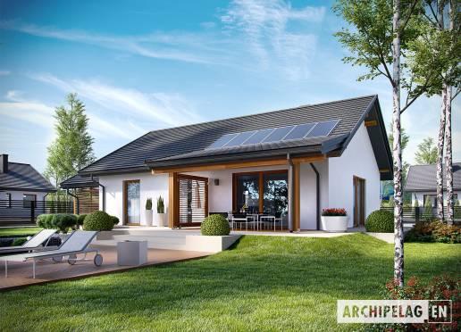 House plan - Kornel VI ENERGO