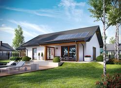 Проект дома: Корнел VI H ENERGO
