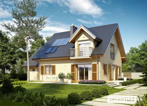 House plan - Marise IV G1 ENERGO