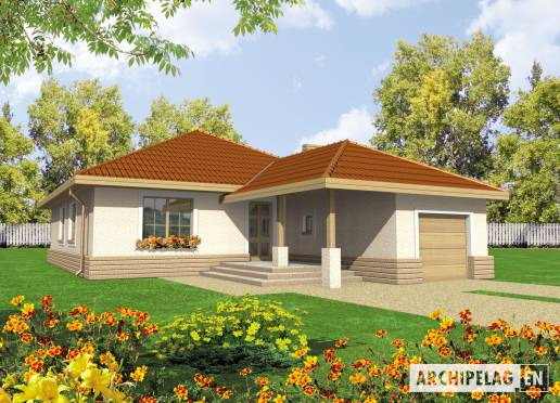 House plan - Lida G1