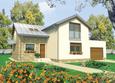 Projekt domu: Кира (Г1)