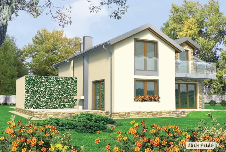 Projekt domu Kira G1 -