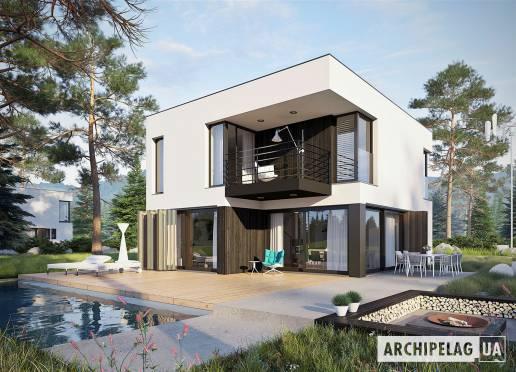 Проект будинку - Екс 2 (Енерго)