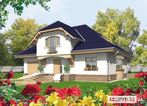 Проект будинку - Людвіка (Г1)