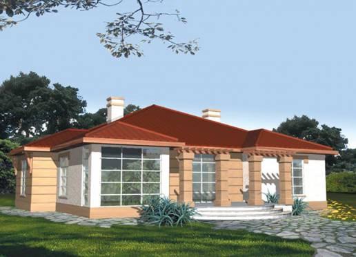 Mājas projekts - Kalina
