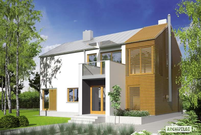 Projekt domu EX 1 soft -