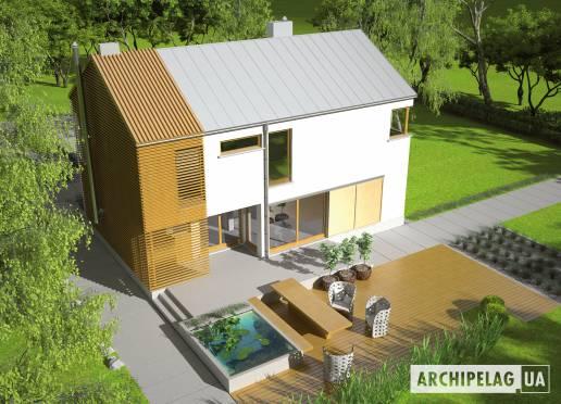 Проект будинку - Екс 1 *