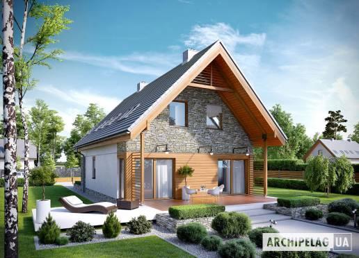 Проект будинку - Еліас (Г1)