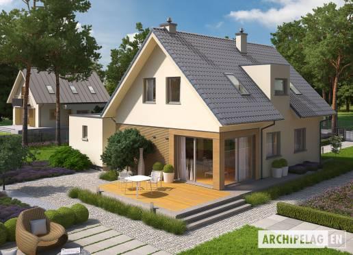House plan - Tiago G1 A