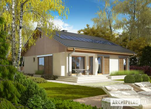 Проект дома - Рафаэль (Г1)