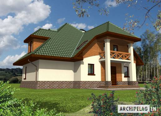 House plan - Adelayda