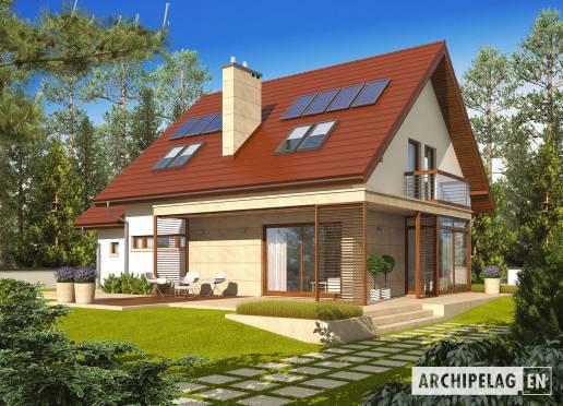 House plan - Eddy II G1