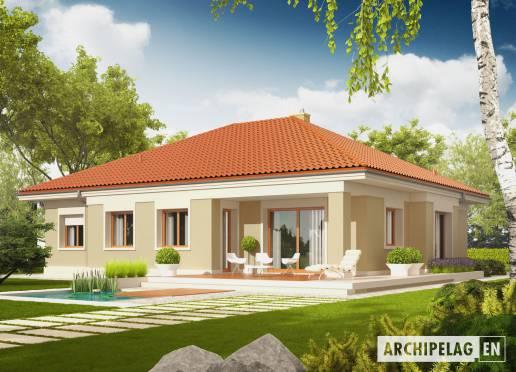 House plan - Eris G2 B