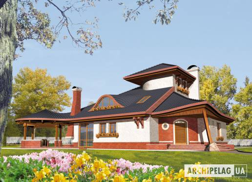 Проект дома - Казимир