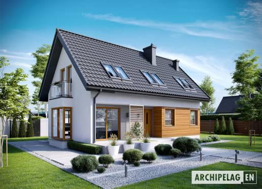 House plan - Liv 7
