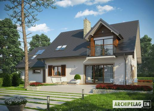 House plan - Amaranta G2 ENERGO