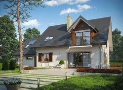 House plan: Amaranta G2 ENERGO