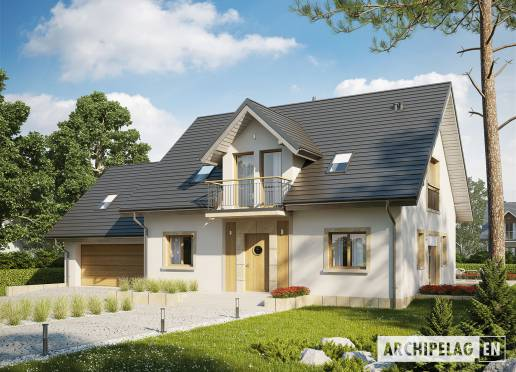House plan - Amaranta II G2