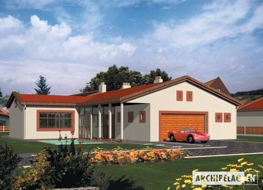 House plan - Franciszka