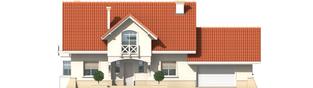 Projekt domu Nadina G2 - elewacja frontowa