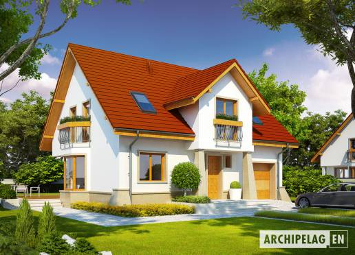 House plan - Jahn G1