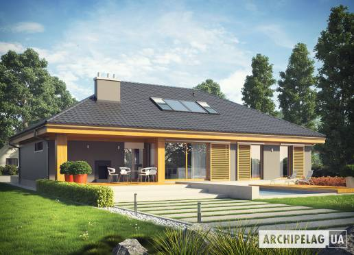 Проект будинку - Габріель (Г1)