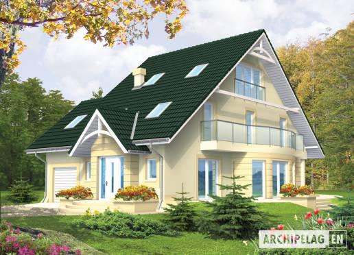 House plan - Nel G1