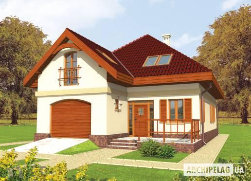 Проект будинку - Розала (Г1)