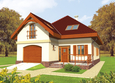 Projekt domu: Rosalia G1