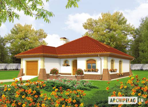 House plan - Sari G1