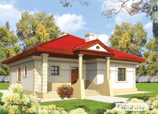 House plan - Lila