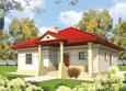 Projekt domu: Lina