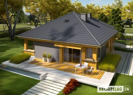 House plan - Anabela G1