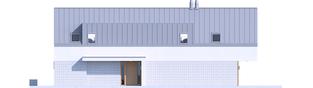 Projekt domu EX 20 G2 ENERGO PLUS - elewacja prawa