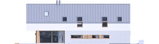 Projekt domu EX 20 G2 ENERGO PLUS - elewacja lewa