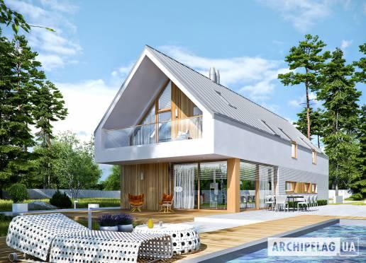 Проект будинку - Екс 20 (Г2, Енерго)