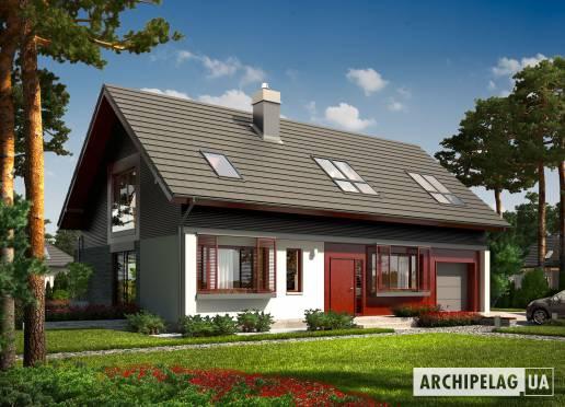 Проект будинку - Бенджамін (Г1)