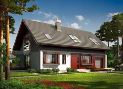 House plan: Benjamin G1 ENERGO