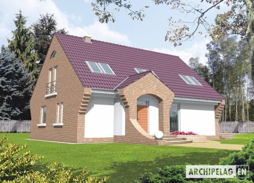House plan - Marey